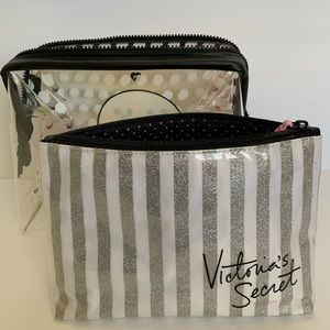 Victoria's Secret / Pink Cosmetic & Toiletries bag